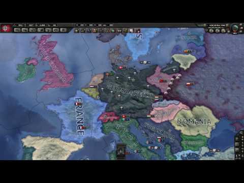 HOI 4 Tutorial - Gefechtsbreite und Divisionstemplates - PakVim net