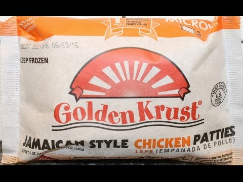 Golden Krust Jamaican Style Chicken Patties Review