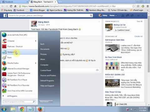 How to get 1000+ Facebook Status, Page, Photos Like