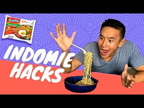 4 Awesome Indomie Hacks