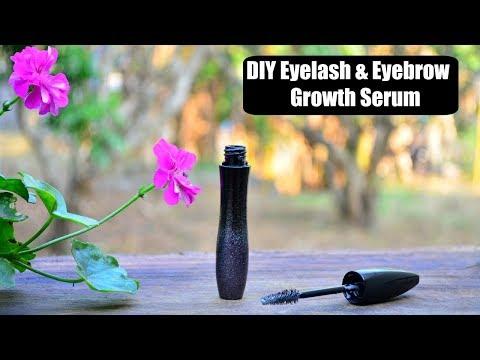 3 Best Eyelash & Eyebrow Growth Serums That Works - Regrow Eyelashes & Eyebrows Naturally