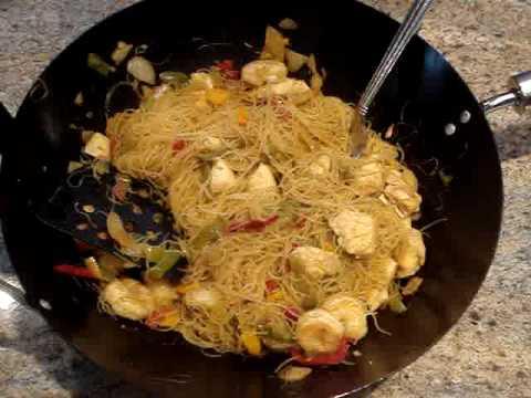 How to Make Singapore Noodles