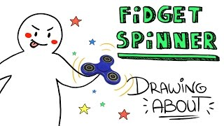 FIDGET SPINNER | Drawing About