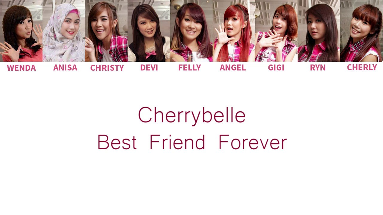 Download Cherrybelle - Best Friend Forever MP3 Gratis