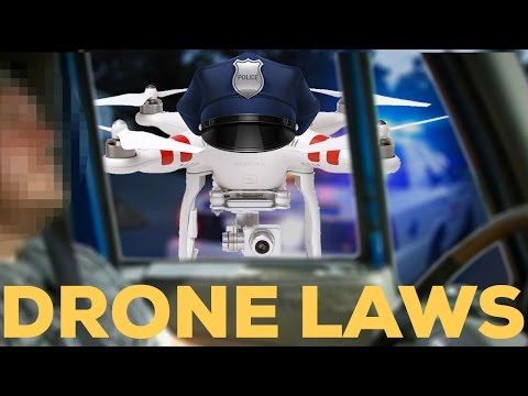 DRONE LAWS: The basic stuff you should  know