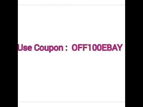 Ebay Rs.100 off Coupon 100% working || May 7