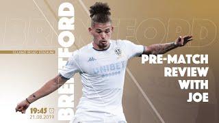 Leeds V Brentford | FIRST REAL TEST!