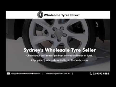 Wholesale Tyres Direct - Buy Tyres in Sydney