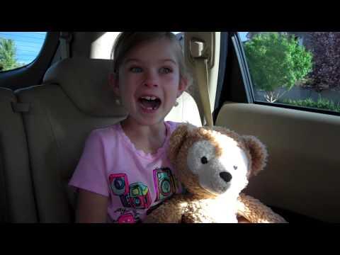 Lily's Disneyland Surprise....AGAIN!