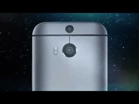 HTC One M8 and UltraPixel Camera. Commercial  (2014 )