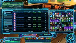 SWTOR:Credits Farm 1m Per Hour (Working on 4 0)2016 - PakVim