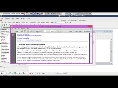 How to convert HTML to PDF in Delphi