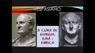 Vespasiano Tito Domiziano Traiano