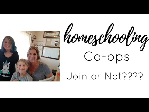 Join a Homeschool Co-op  or Not?