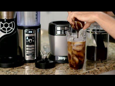 Making a Mochaccino with the Ninja Coffee Bar™