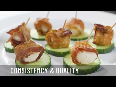 Intros® Hors D'oeuvres - Features & Benefits
