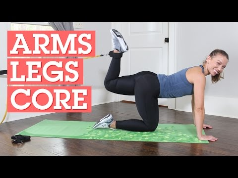 Arms, Legs and Core   Celebrate Your Shape with Nicole Mejia
