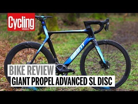 Giant Propel Advanced SL Disc | Review | Cycling Weekly