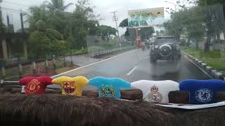 Gas terus koto tangah Lubuk buaya kota padang, Raun Raun... !