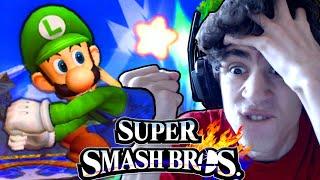 FAVIJ SPACCA I CULI!! - Super Smash Bros