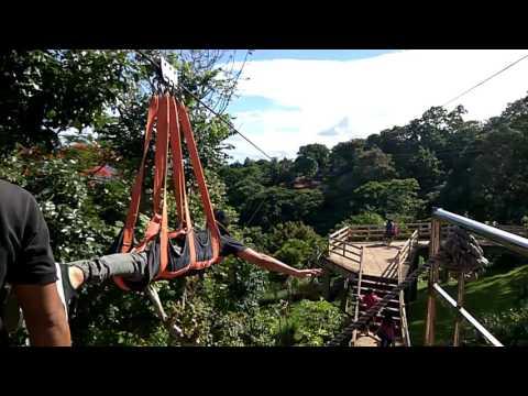 Zipline @ Picnic Grove Tagaytay