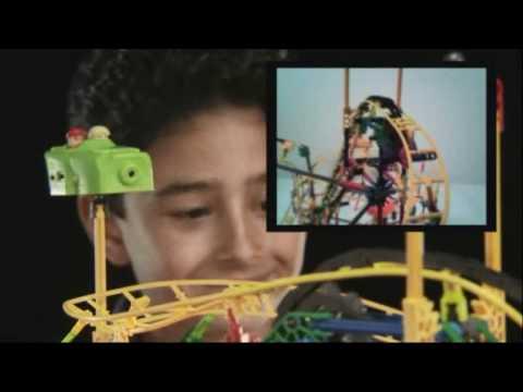K'NEX HotShot! Video Coaster