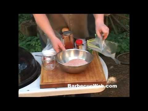 Dry Rub Recipe for the Barbecue by the BBQ Pit Boys