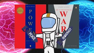 81 Maxims of Power & Strategy by Robert Greene (Colorized)
