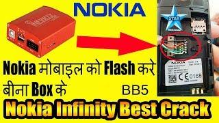 Nokia 110 (rm-827) usb flashing