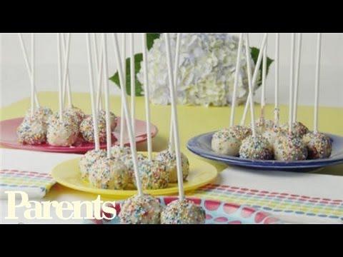 Baby Shower Desserts: Cake Balls | Parents
