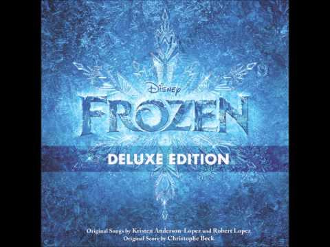 5. Let it Go - Frozen (OST)