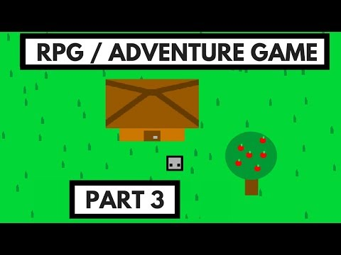 Scratch Tutorial: How to Make a RPG/Adventure Game (Part 3)
