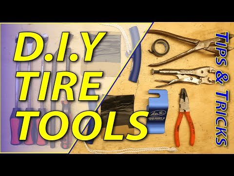 How To Change Your Dirt Bike Tire - DIY Tire Change Tools | Fix Your Dirt Bike.com