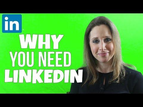 Why You NEED a LinkedIn Profile | Debra Wheatman