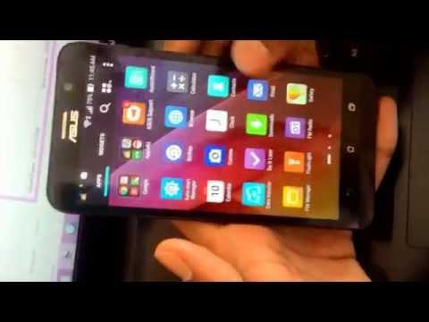 ASUS Zenfone 2 ZE550ML 16GB black full mobile review , Impression,  Hands On, camera test