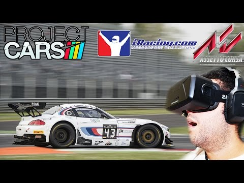 Oculus rift project cars review -