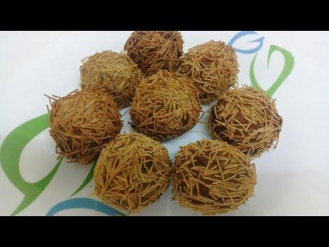 Chicken Bird's Nest/Kilikkood/Malabar kilikood/Snack Recipe