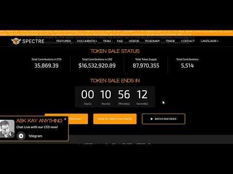 Xxx Mp4 WATCH UPDATED VIDEO IN DESCRIPTION Spectre ICO Token SXS To SXD SXU Token Swap Instructions 3gp Sex