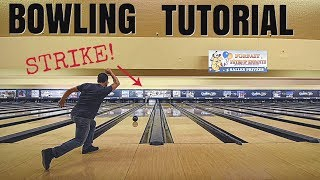 How to Bowl Like a Professional [Bowling Tutorial]