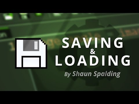 GameMaker Tutorial: Saving & Loading .INI Files