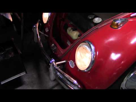 1965 vw bug runs
