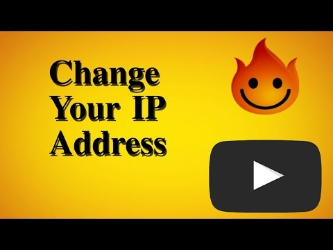 Change Your IP Address With One Click - Hola VPN Extention