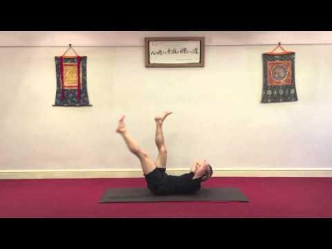 Pilates Ab Toning - with Danny Bridgeman