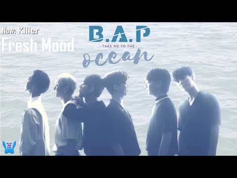 'Take me to the ocean' with B.A.P ♪ [~fresh mood~]