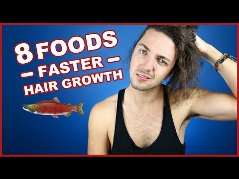 8 Foods For Faster Hair Growth - Hair Knowledge