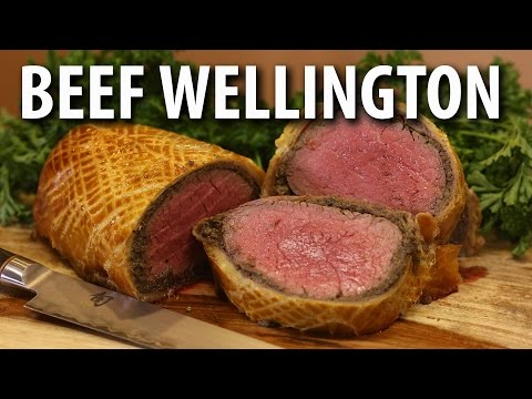 Amazing Beef Wellington Recipe |  - Lobel's of New York