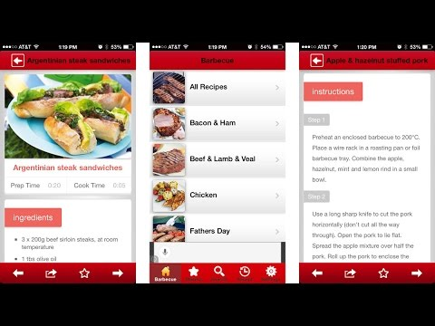 Best Barbecue and Grilling Apps for iPhone