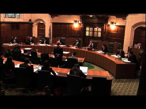 Judges, Courts & Judicial Decision-Making: LLM Supreme Court Moot