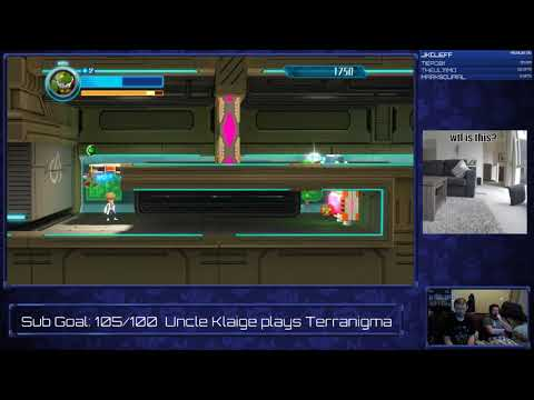 Week of Twopid.  Final Day.  Kludge suffers Mighty No. 9