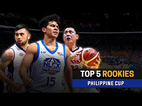 PBA Top 5 Rookie of the Conference | Philippine Cup 2018